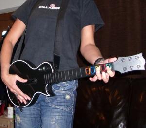 Siggy plays Guitar (Hero)