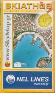 skiathos map