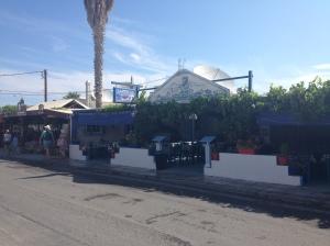 Nisiotiko taverna, Tigaki