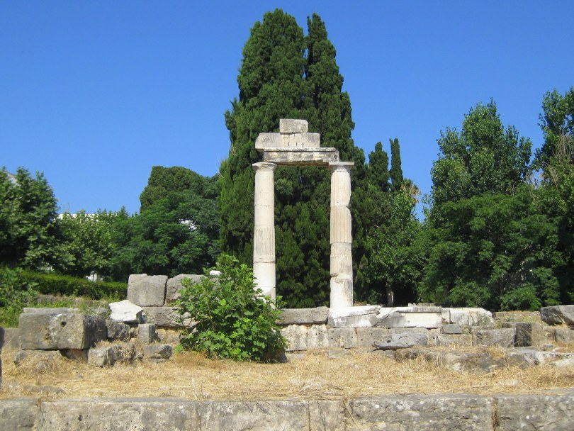Ancient Greek and Roman city, Kos Town