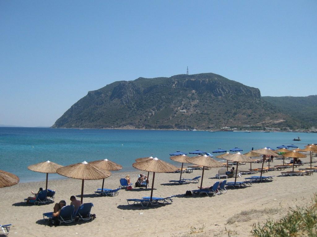 Kamari Bay, Kos