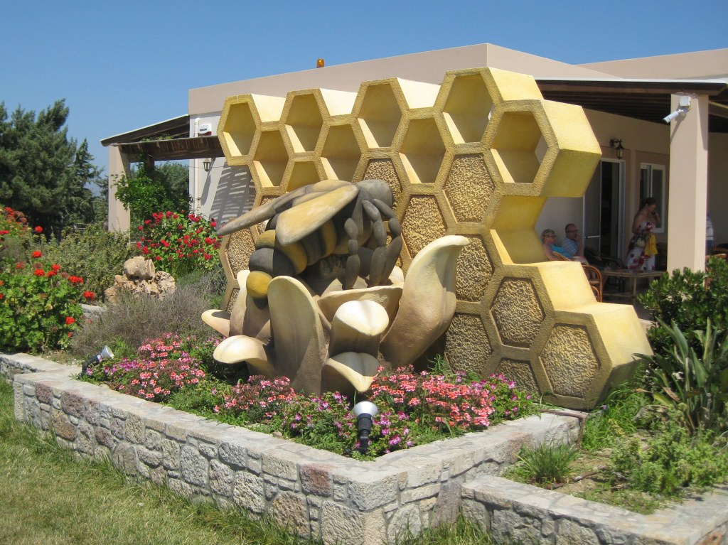 Honey farm, Kos