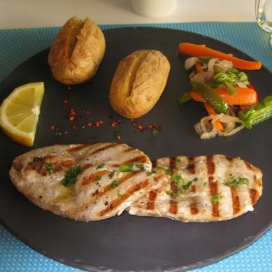 Swordfish at Meni