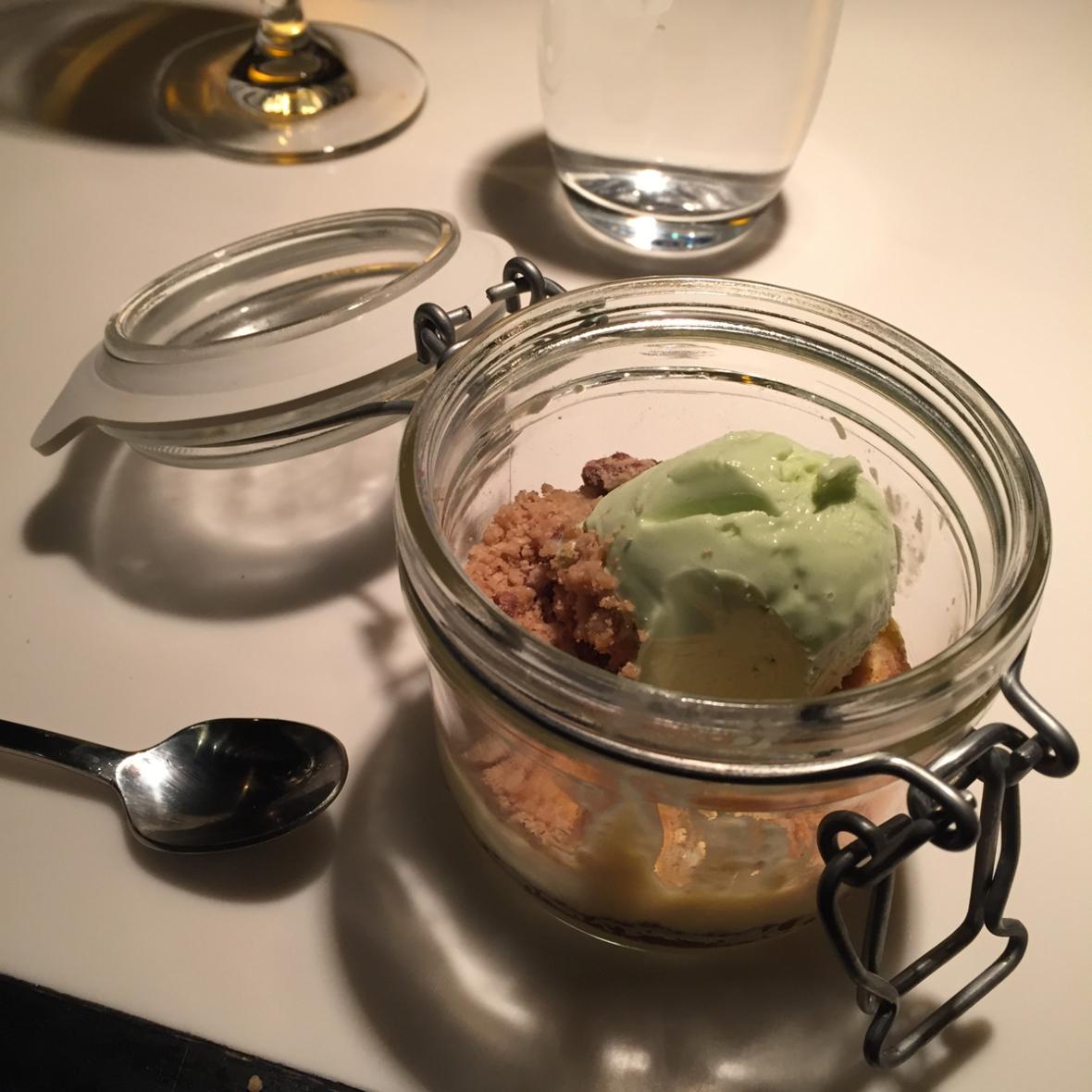 dinner-dessert