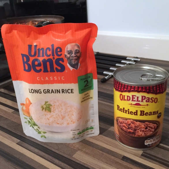 Keeping it simple with Uncle Ben