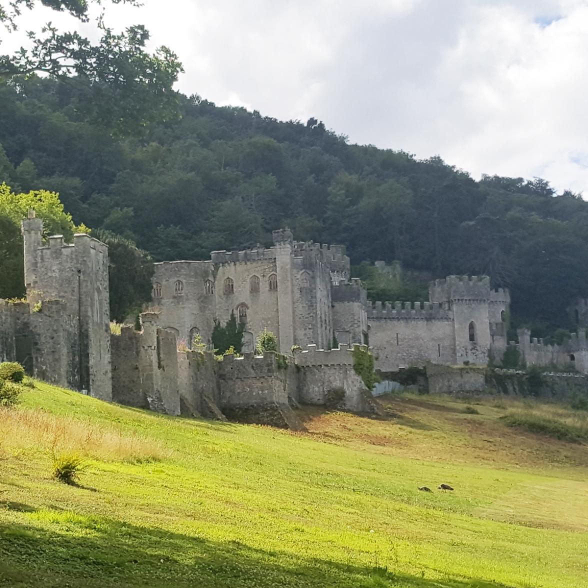 gwrych-castle